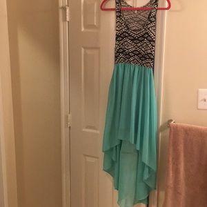 Kirra high low dress